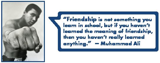 how do you make friends