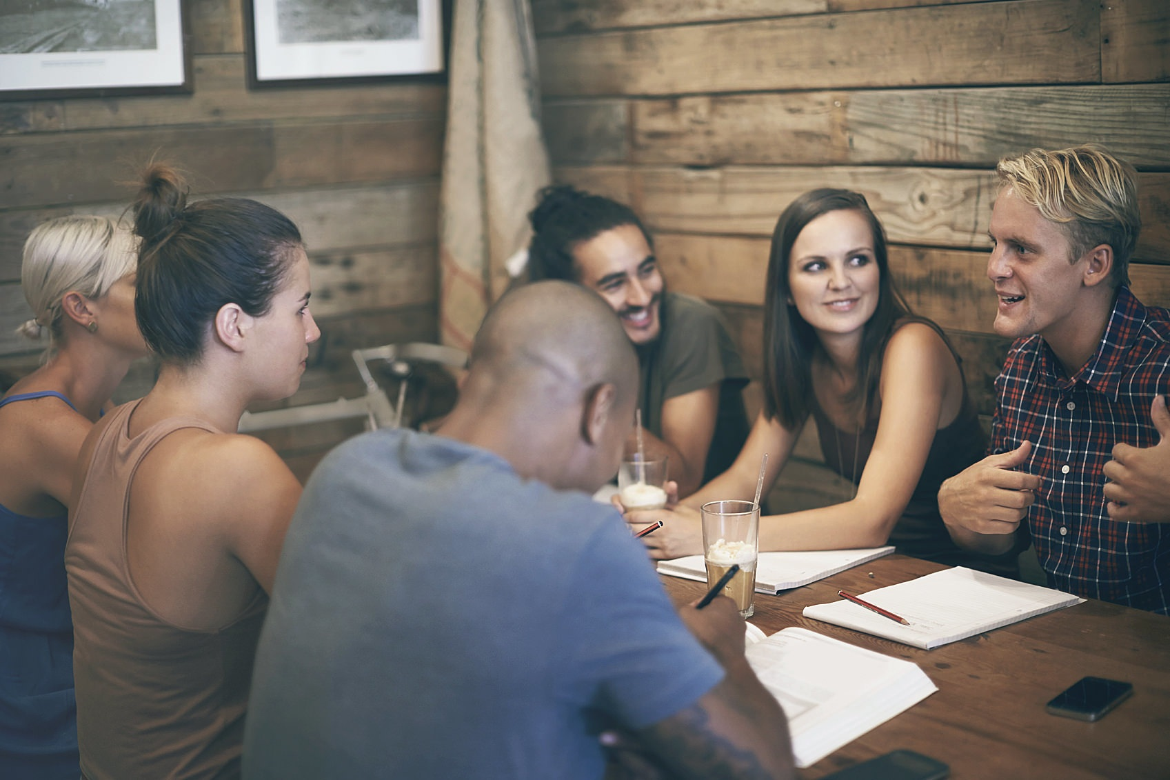 conversation group