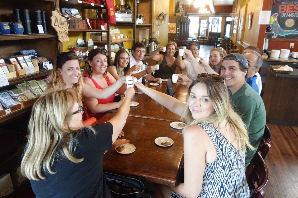 supper clubs as a way to meet people in madison