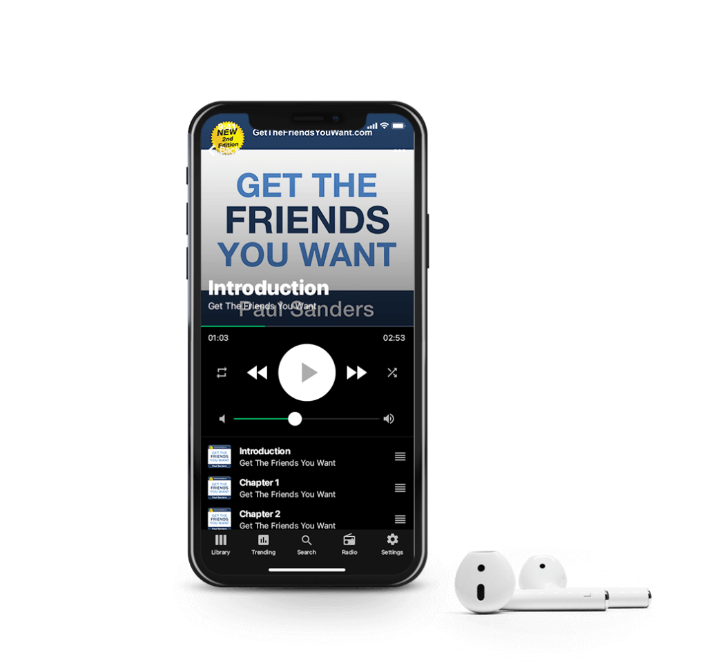 Get The Friends You Want Audiobook